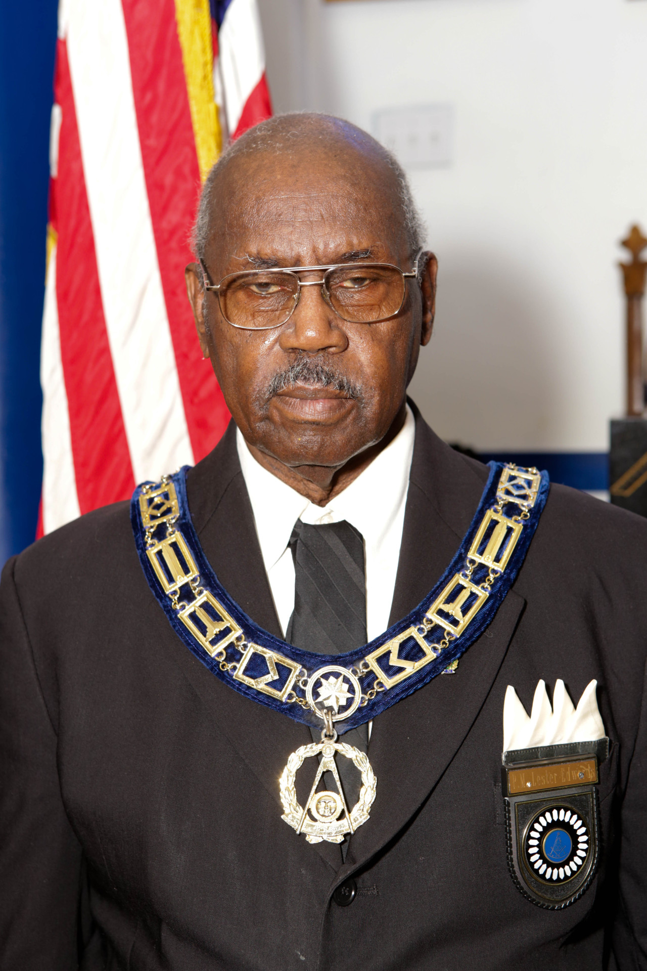PM Lester Edwards