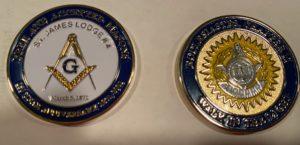 Anniversity Coin